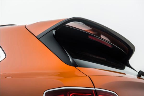 New 2020 Bentley Bentayga Speed for sale Sold at Alfa Romeo of Westport in Westport CT 06880 4