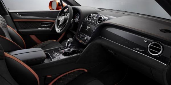 New 2020 Bentley Bentayga Speed for sale Sold at Alfa Romeo of Westport in Westport CT 06880 5