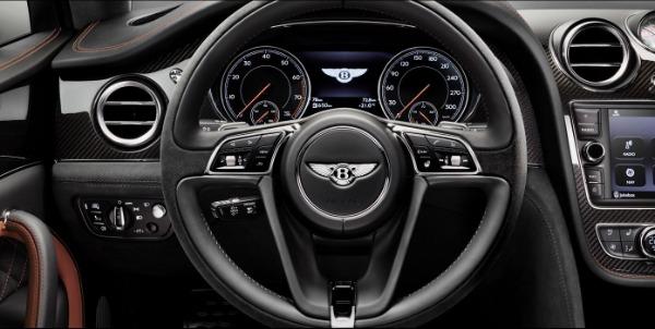 New 2020 Bentley Bentayga Speed for sale Sold at Alfa Romeo of Westport in Westport CT 06880 7