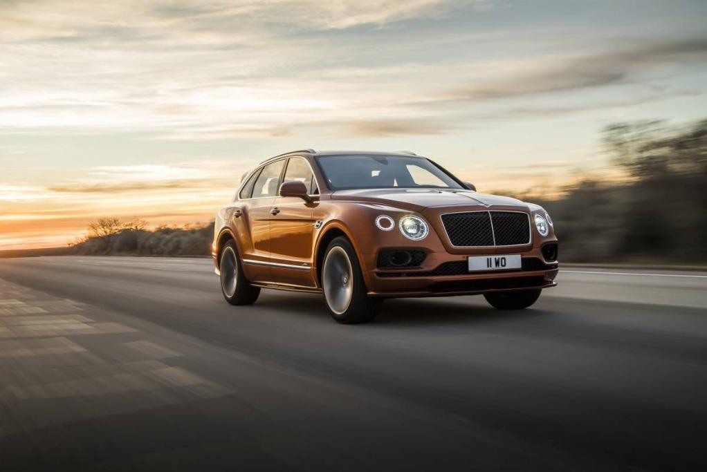 New 2020 Bentley Bentayga Speed for sale Sold at Alfa Romeo of Westport in Westport CT 06880 1