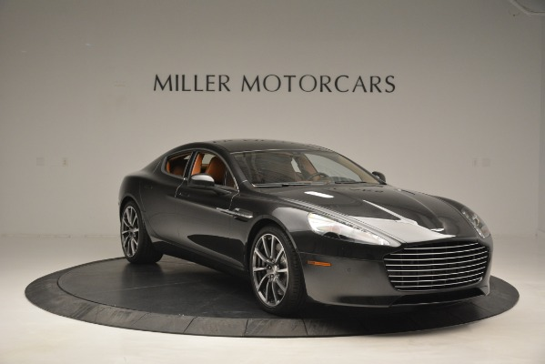 Used 2016 Aston Martin Rapide S for sale Sold at Alfa Romeo of Westport in Westport CT 06880 11