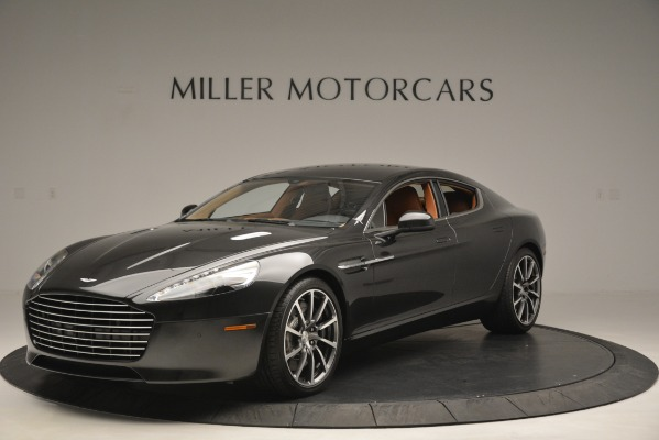 Used 2016 Aston Martin Rapide S for sale Sold at Alfa Romeo of Westport in Westport CT 06880 2