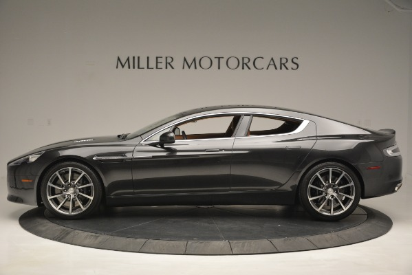 Used 2016 Aston Martin Rapide S for sale Sold at Alfa Romeo of Westport in Westport CT 06880 3