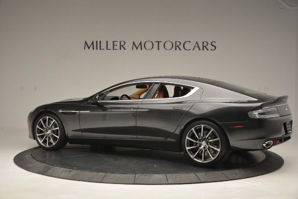 Used 2016 Aston Martin Rapide S for sale Sold at Alfa Romeo of Westport in Westport CT 06880 4