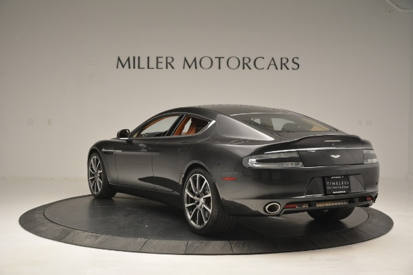 Used 2016 Aston Martin Rapide S for sale Sold at Alfa Romeo of Westport in Westport CT 06880 5