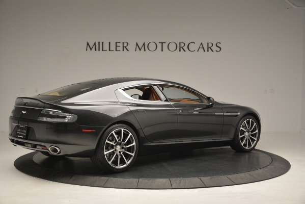 Used 2016 Aston Martin Rapide S for sale Sold at Alfa Romeo of Westport in Westport CT 06880 8