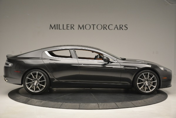 Used 2016 Aston Martin Rapide S for sale Sold at Alfa Romeo of Westport in Westport CT 06880 9