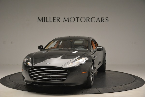 Used 2016 Aston Martin Rapide S for sale Sold at Alfa Romeo of Westport in Westport CT 06880 1