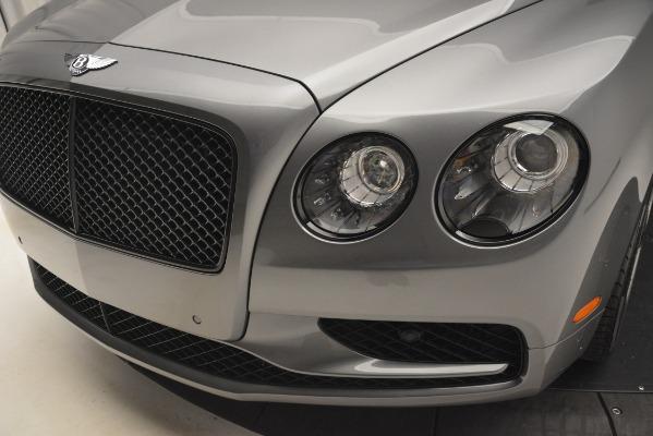 Used 2018 Bentley Flying Spur W12 S for sale Sold at Alfa Romeo of Westport in Westport CT 06880 14