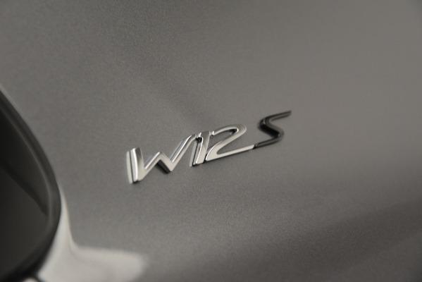 Used 2018 Bentley Flying Spur W12 S for sale Sold at Alfa Romeo of Westport in Westport CT 06880 15