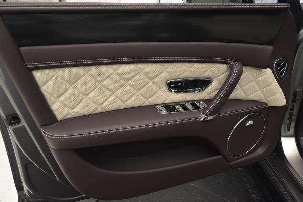 Used 2018 Bentley Flying Spur W12 S for sale Sold at Alfa Romeo of Westport in Westport CT 06880 17