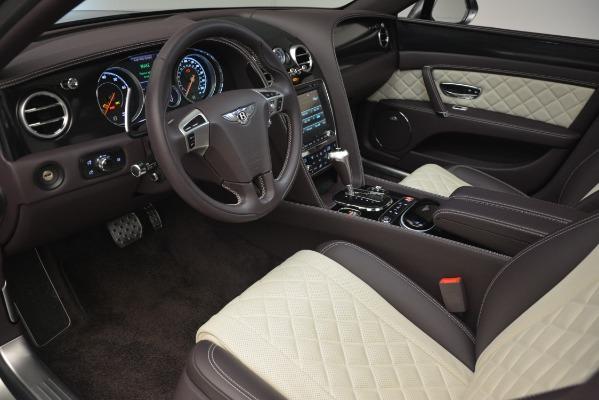 Used 2018 Bentley Flying Spur W12 S for sale Sold at Alfa Romeo of Westport in Westport CT 06880 19