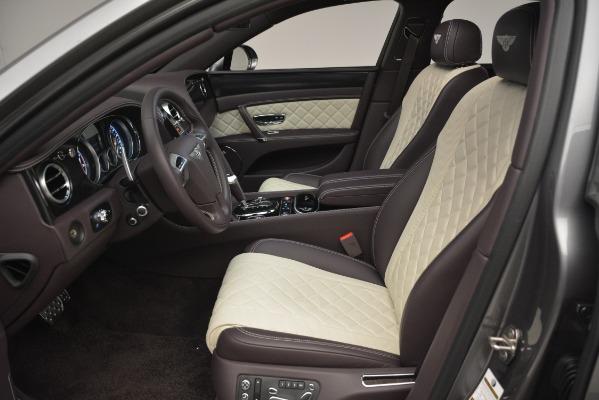 Used 2018 Bentley Flying Spur W12 S for sale Sold at Alfa Romeo of Westport in Westport CT 06880 20