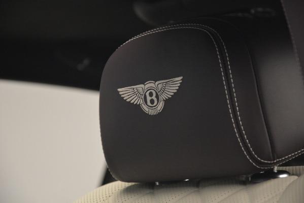 Used 2018 Bentley Flying Spur W12 S for sale Sold at Alfa Romeo of Westport in Westport CT 06880 22