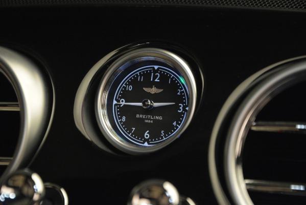 Used 2018 Bentley Flying Spur W12 S for sale Sold at Alfa Romeo of Westport in Westport CT 06880 23