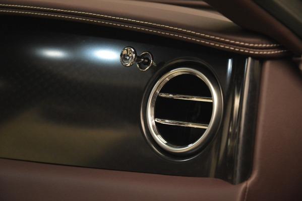 Used 2018 Bentley Flying Spur W12 S for sale Sold at Alfa Romeo of Westport in Westport CT 06880 24