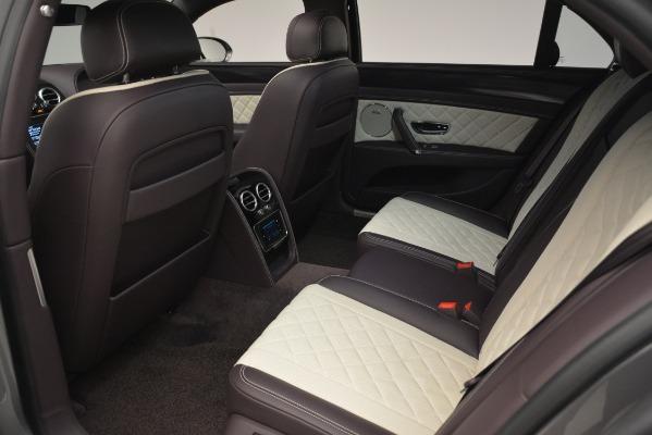 Used 2018 Bentley Flying Spur W12 S for sale Sold at Alfa Romeo of Westport in Westport CT 06880 26