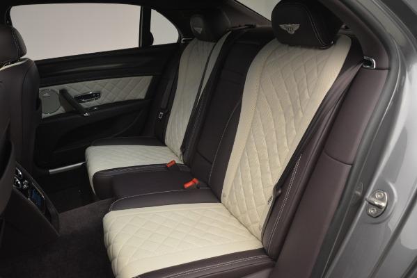 Used 2018 Bentley Flying Spur W12 S for sale Sold at Alfa Romeo of Westport in Westport CT 06880 27