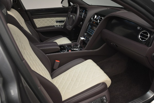 Used 2018 Bentley Flying Spur W12 S for sale Sold at Alfa Romeo of Westport in Westport CT 06880 28