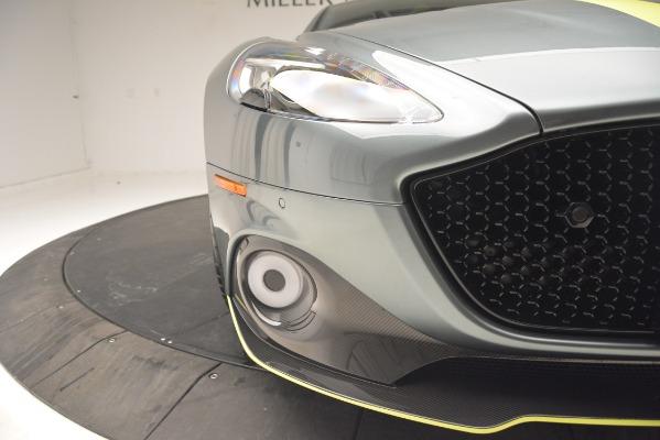 New 2019 Aston Martin Rapide AMR Sedan for sale $282,980 at Alfa Romeo of Westport in Westport CT 06880 13