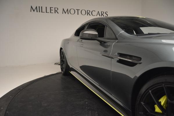 New 2019 Aston Martin Rapide AMR Sedan for sale $282,980 at Alfa Romeo of Westport in Westport CT 06880 14
