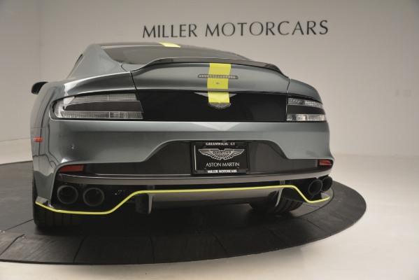 New 2019 Aston Martin Rapide AMR Sedan for sale $282,980 at Alfa Romeo of Westport in Westport CT 06880 15