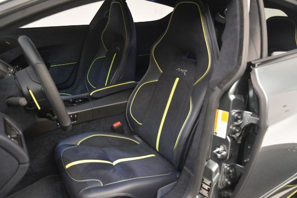 New 2019 Aston Martin Rapide AMR Sedan for sale $282,980 at Alfa Romeo of Westport in Westport CT 06880 18
