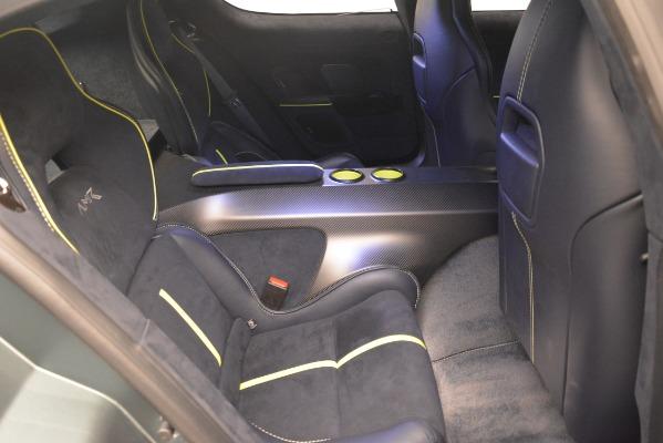 New 2019 Aston Martin Rapide AMR Sedan for sale $282,980 at Alfa Romeo of Westport in Westport CT 06880 26