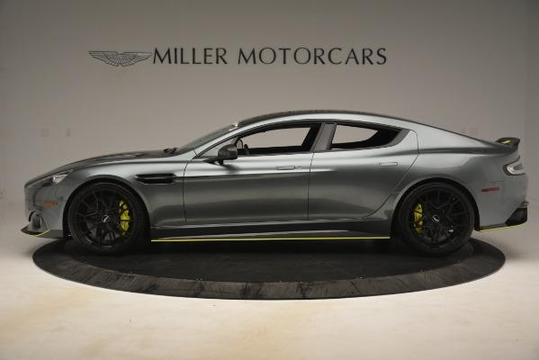 New 2019 Aston Martin Rapide AMR Sedan for sale $282,980 at Alfa Romeo of Westport in Westport CT 06880 3