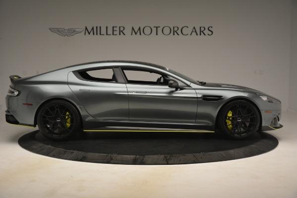 New 2019 Aston Martin Rapide AMR Sedan for sale $282,980 at Alfa Romeo of Westport in Westport CT 06880 9