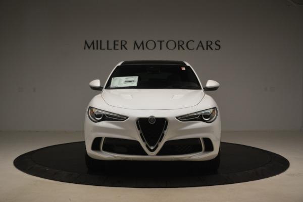 Used 2019 Alfa Romeo Stelvio Quadrifoglio for sale Sold at Alfa Romeo of Westport in Westport CT 06880 13