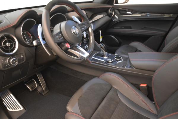 Used 2019 Alfa Romeo Stelvio Quadrifoglio for sale Sold at Alfa Romeo of Westport in Westport CT 06880 14