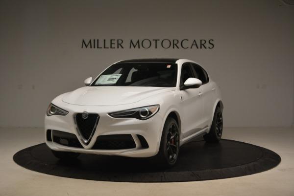 Used 2019 Alfa Romeo Stelvio Quadrifoglio for sale Sold at Alfa Romeo of Westport in Westport CT 06880 1