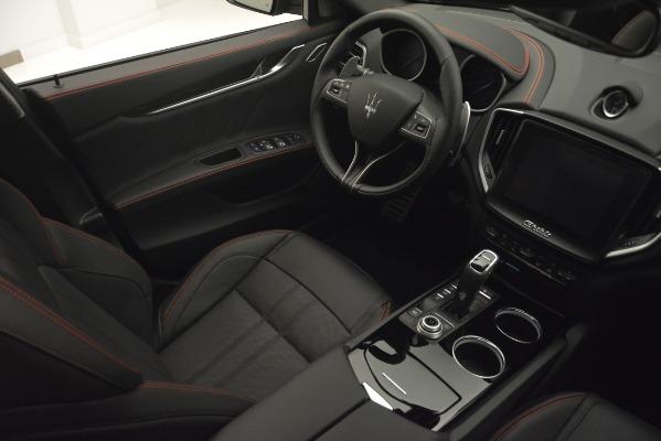 New 2019 Maserati Ghibli S Q4 GranSport for sale Sold at Alfa Romeo of Westport in Westport CT 06880 15