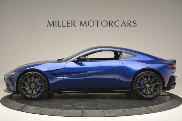 Used 2019 Aston Martin Vantage Coupe for sale Sold at Alfa Romeo of Westport in Westport CT 06880 3