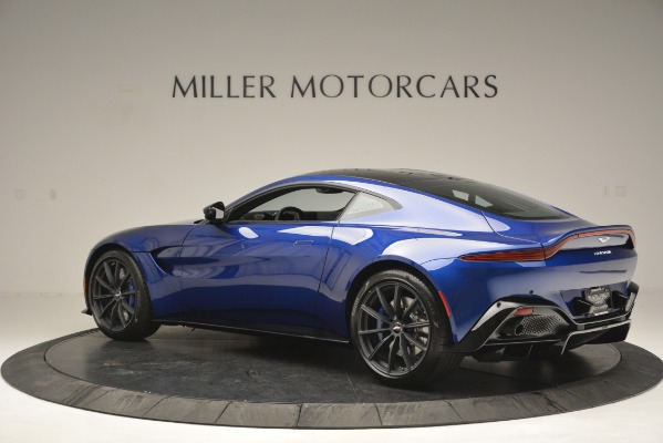 Used 2019 Aston Martin Vantage Coupe for sale Sold at Alfa Romeo of Westport in Westport CT 06880 4