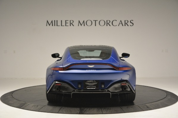 Used 2019 Aston Martin Vantage Coupe for sale Sold at Alfa Romeo of Westport in Westport CT 06880 6