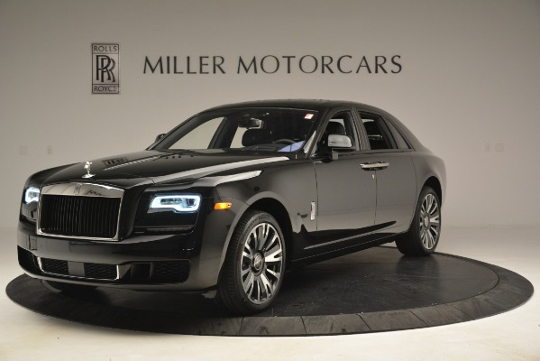 New 2019 Rolls-Royce Ghost for sale $362,950 at Alfa Romeo of Westport in Westport CT 06880 3
