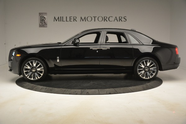 New 2019 Rolls-Royce Ghost for sale $362,950 at Alfa Romeo of Westport in Westport CT 06880 4