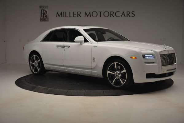 Used 2014 Rolls-Royce Ghost V-Spec for sale Sold at Alfa Romeo of Westport in Westport CT 06880 10