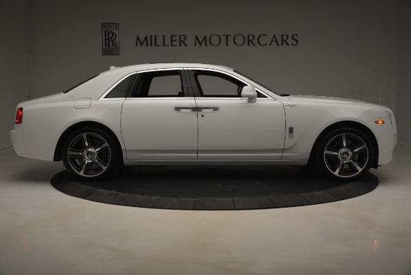 Used 2014 Rolls-Royce Ghost V-Spec for sale Sold at Alfa Romeo of Westport in Westport CT 06880 11