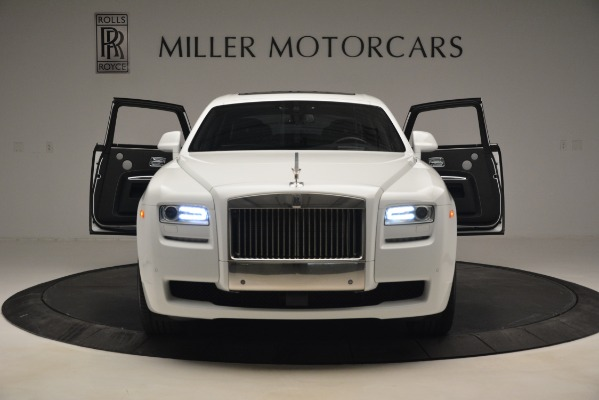 Used 2014 Rolls-Royce Ghost V-Spec for sale Sold at Alfa Romeo of Westport in Westport CT 06880 13