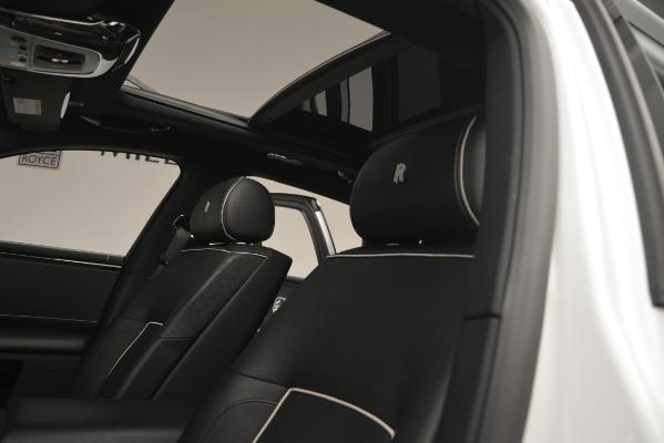 Used 2014 Rolls-Royce Ghost V-Spec for sale Sold at Alfa Romeo of Westport in Westport CT 06880 15