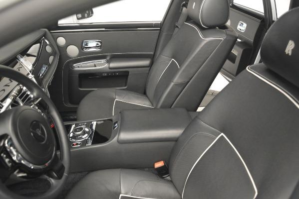 Used 2014 Rolls-Royce Ghost V-Spec for sale Sold at Alfa Romeo of Westport in Westport CT 06880 17