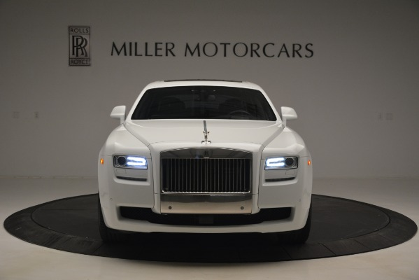Used 2014 Rolls-Royce Ghost V-Spec for sale Sold at Alfa Romeo of Westport in Westport CT 06880 2