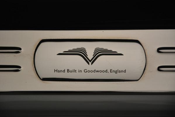 Used 2014 Rolls-Royce Ghost V-Spec for sale Sold at Alfa Romeo of Westport in Westport CT 06880 21