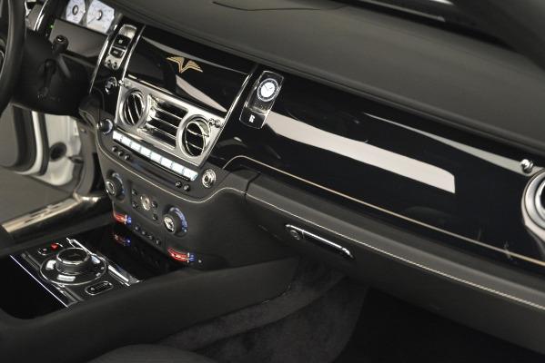 Used 2014 Rolls-Royce Ghost V-Spec for sale Sold at Alfa Romeo of Westport in Westport CT 06880 22