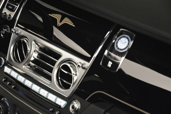 Used 2014 Rolls-Royce Ghost V-Spec for sale Sold at Alfa Romeo of Westport in Westport CT 06880 23
