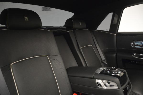 Used 2014 Rolls-Royce Ghost V-Spec for sale Sold at Alfa Romeo of Westport in Westport CT 06880 25
