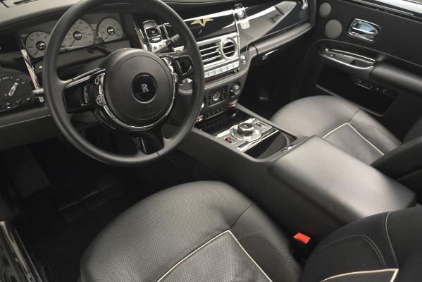 Used 2014 Rolls-Royce Ghost V-Spec for sale Sold at Alfa Romeo of Westport in Westport CT 06880 26